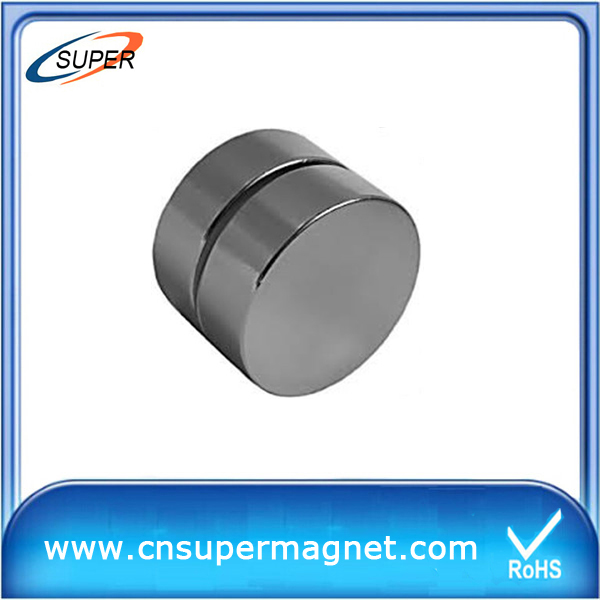 strong Competive disc permanent magnets