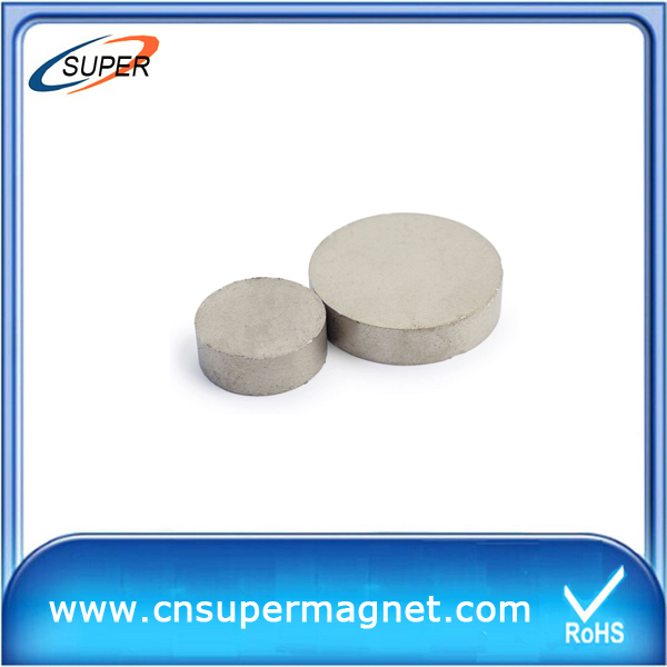 Promotional D20*5mm Disc magnets SmCo
