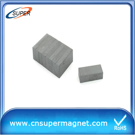 High Quality Block Ferrite Magnet