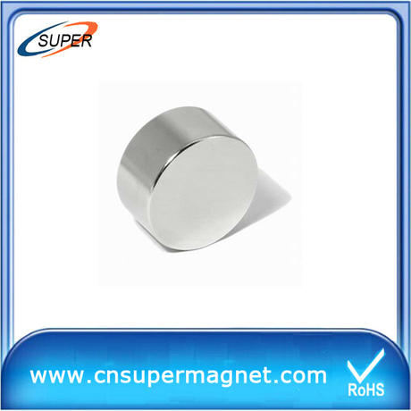 High Grade 20*20mm Strong Neodymium Disc Magnets
