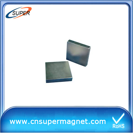 High-level 15*15*3mm Sintered Neodymium Magnet