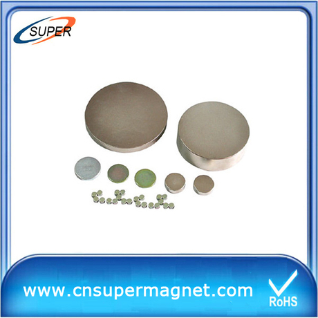 Competive neodymium magnet disc therapy