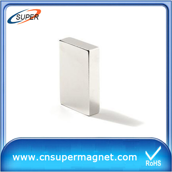 crazily hottest sales block ndfeb magnet on discount