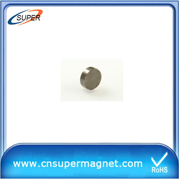 Low-priced D5*2mm SmCo Permanent Magnet