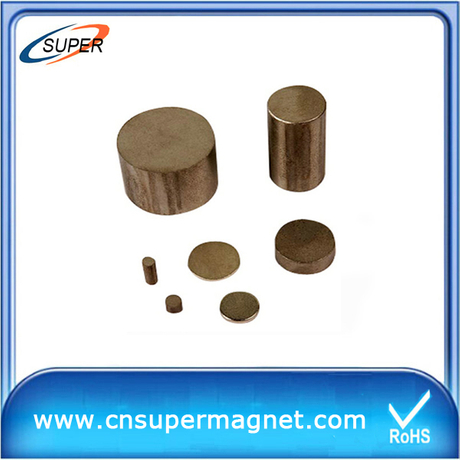 Promotional D25*10mm Disc magnets SmCo