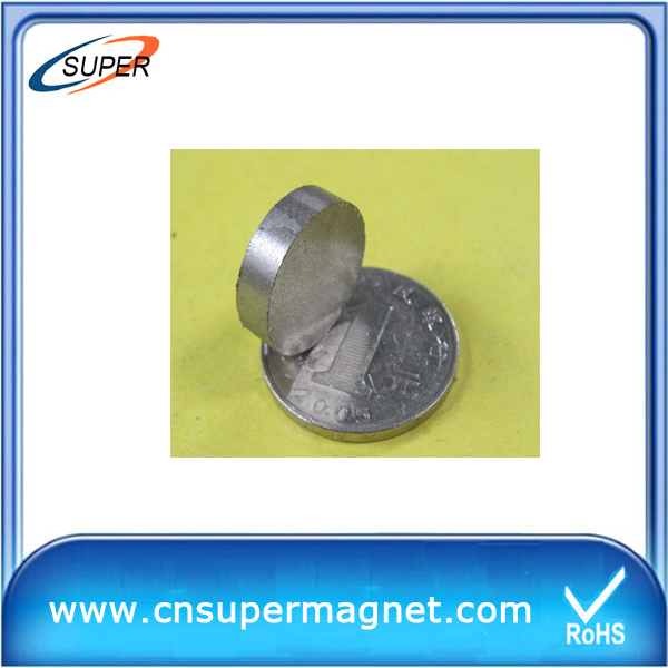 Promotional D8*2mm Disc magnets SmCo