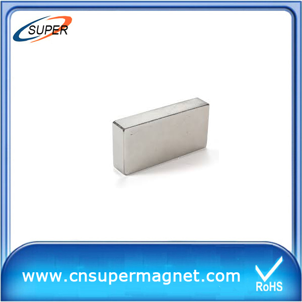 strong flat magnets/N35 ndfeb magnet in China