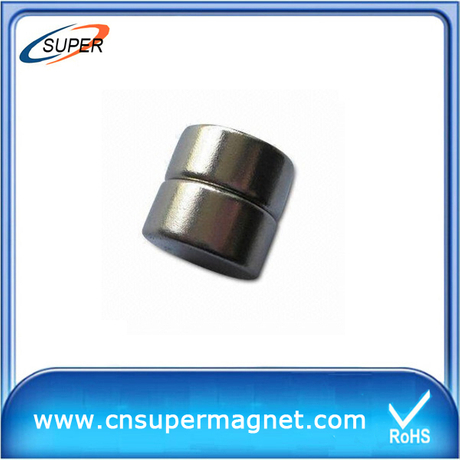 Hottest sale D12*5 mm Sintered SmCo Magnet