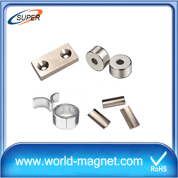 Top Sale Strong Neodymium Ring Magnet