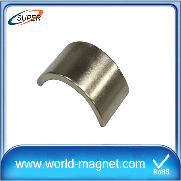 Super Strong Arc Neodymium Magnet