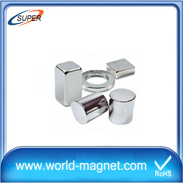 Strong N52 Neodymium Ring Magnets For Sale