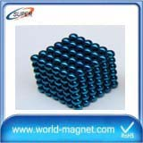 5mm balls magic rare earth magnet with high quality
