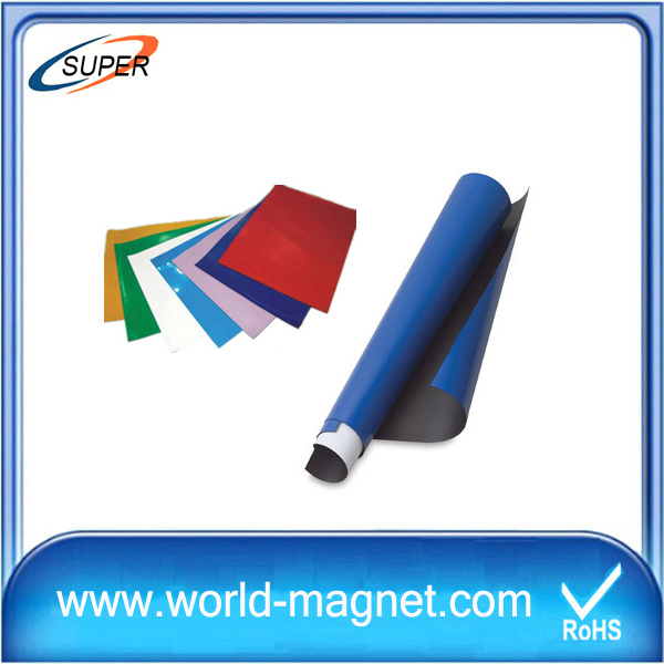 anisotropic rubber magnet