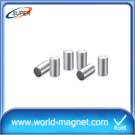 ISO9001 Certificated N35 Ni Coating Neodymium Magnet
