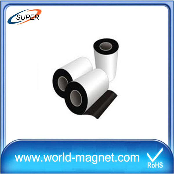 pvc coated rubber magnetic roll