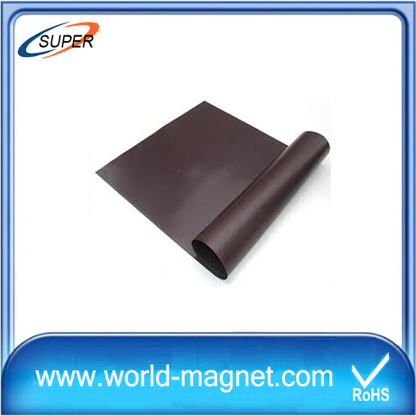 roll of flat rubber